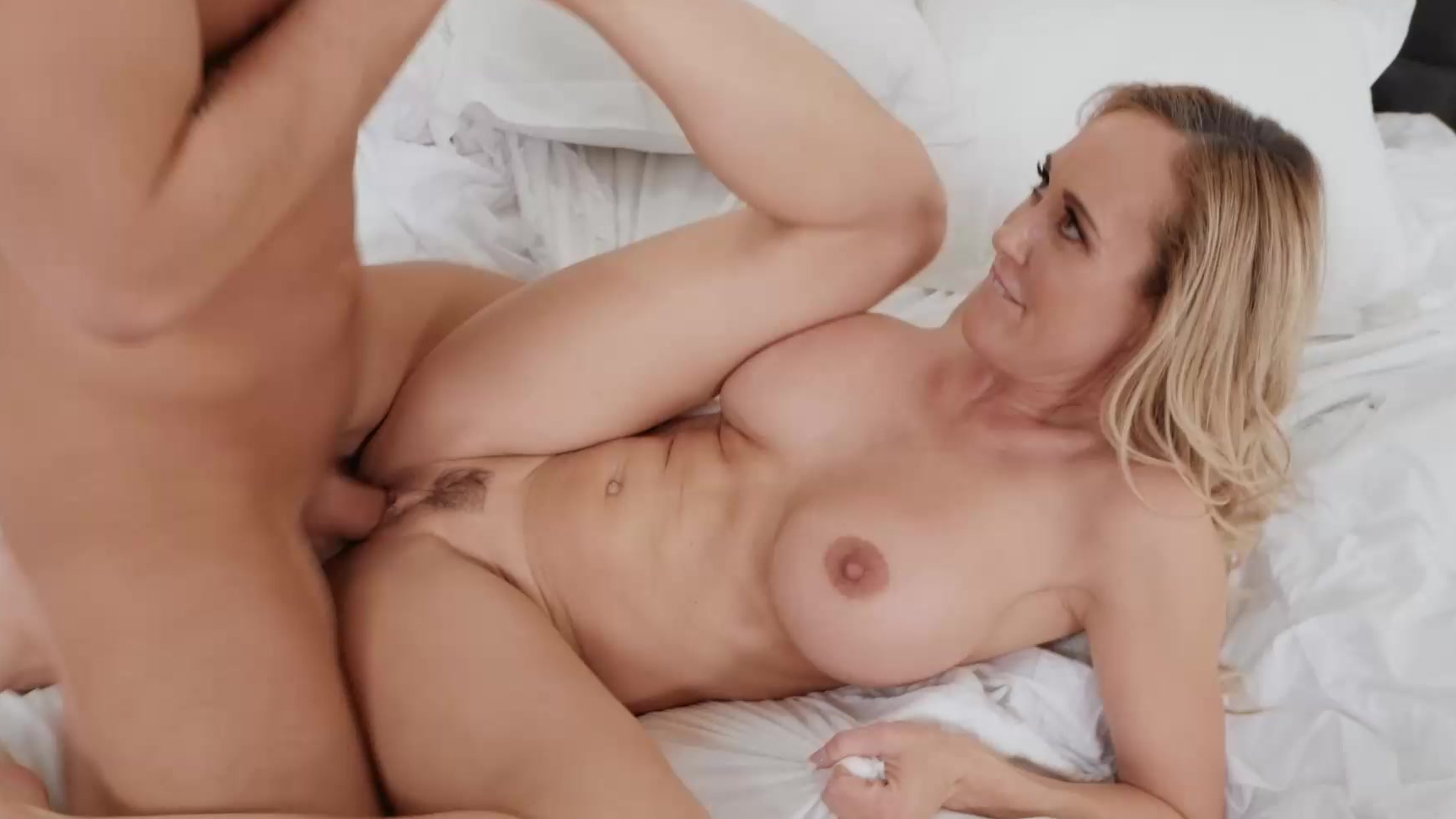 Thick Step Mom Fucks Son