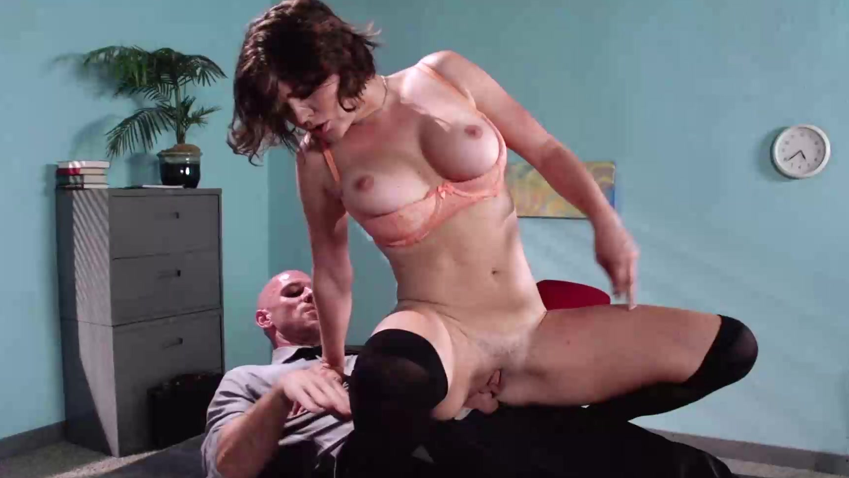 Janice Griffith Johnny Sins