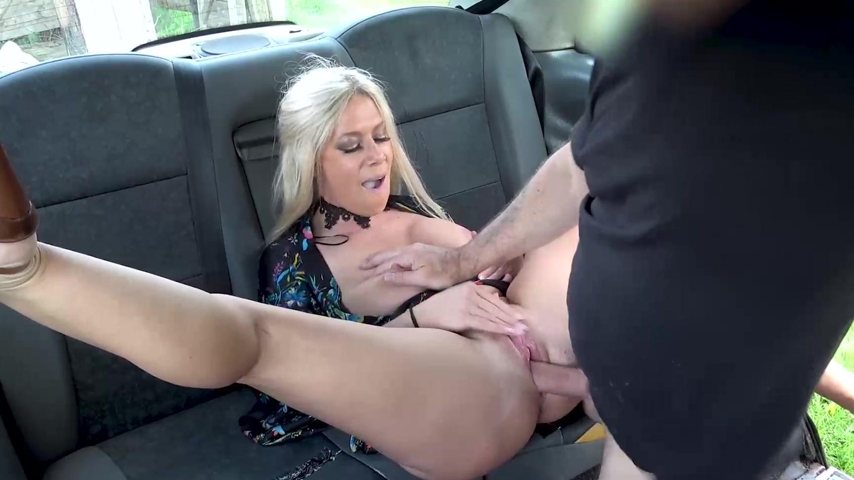 Fake Taxi Teen Natural Tits