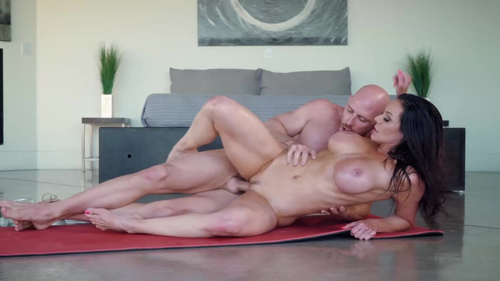 Johnny Sins Hardcore Threesome
