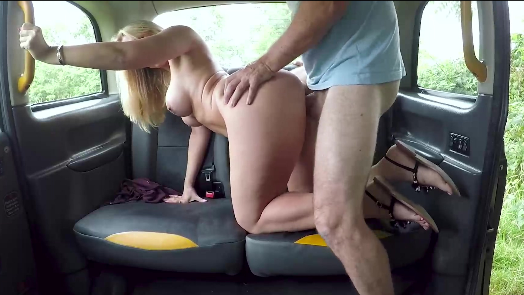 Big Ass Latina Fake Taxi