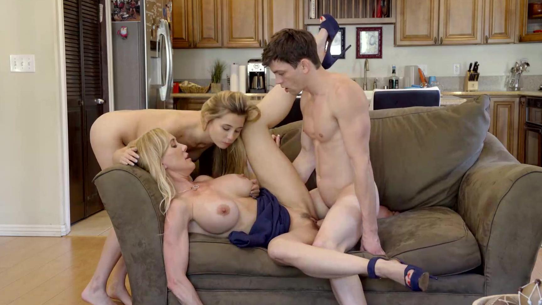 Natalie demore gets pussy spanked
