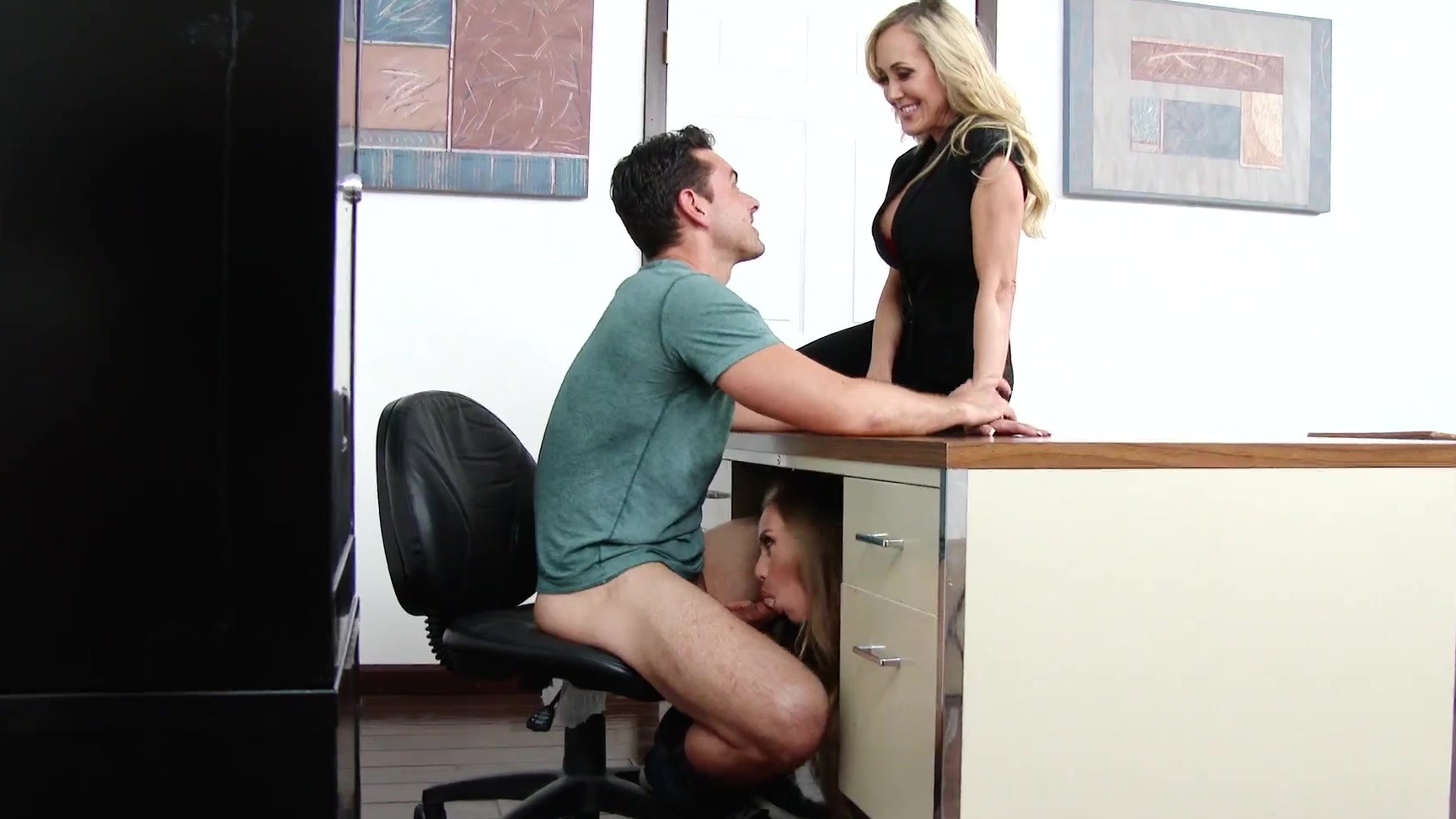 Naughty America Office Sex