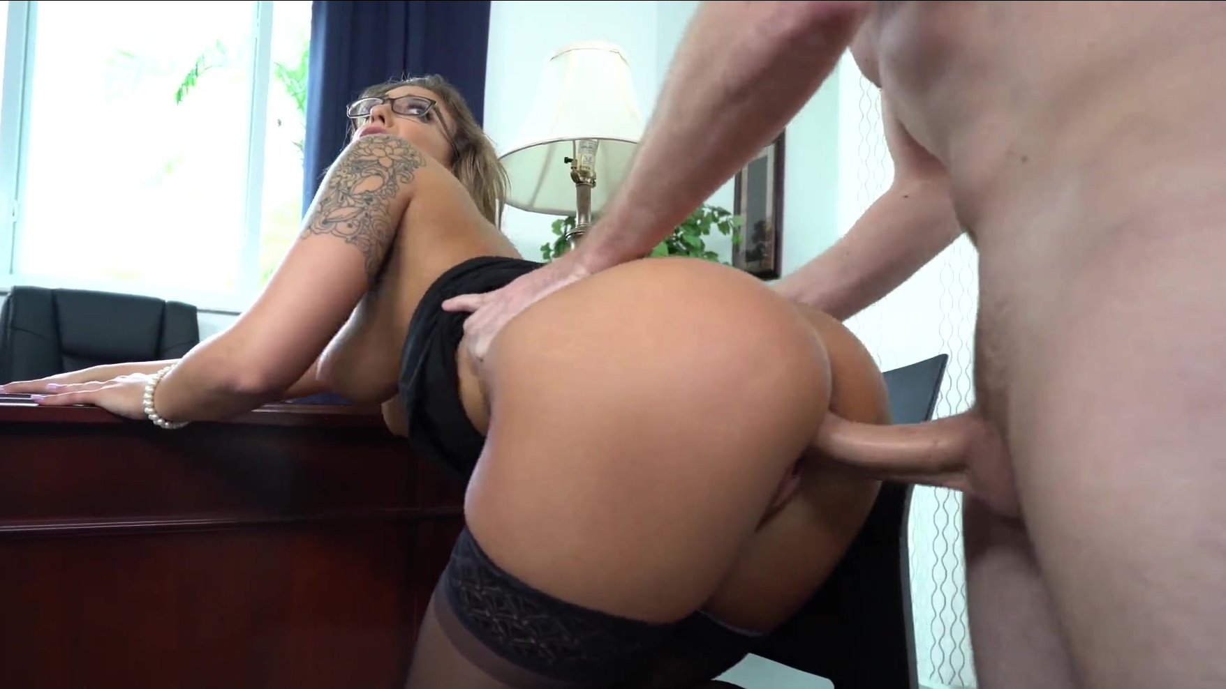 Black Wife Gets Fucked Hard