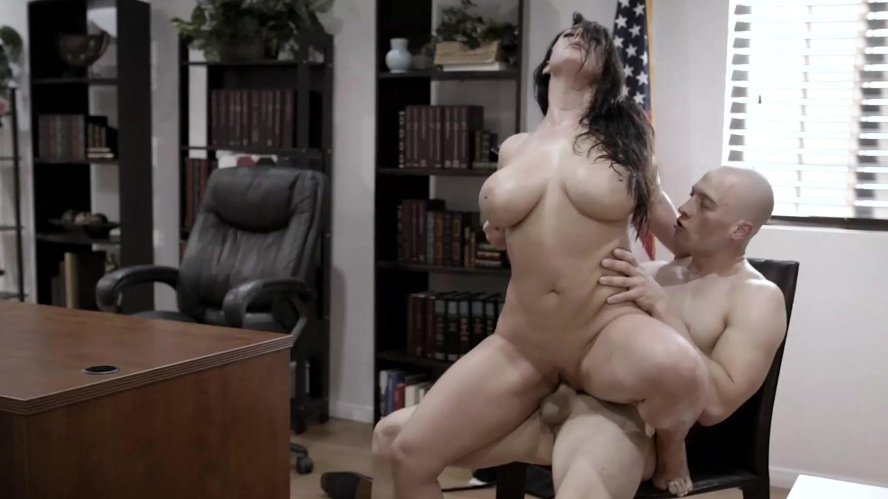Angela White Pov Threesome