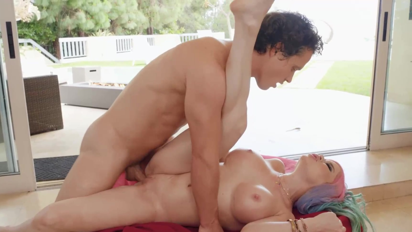 Amazing Anal busty beauty nikki delano amazing anal fuck session (robby