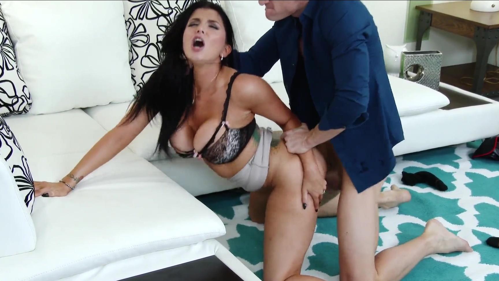 Porn at the back yard