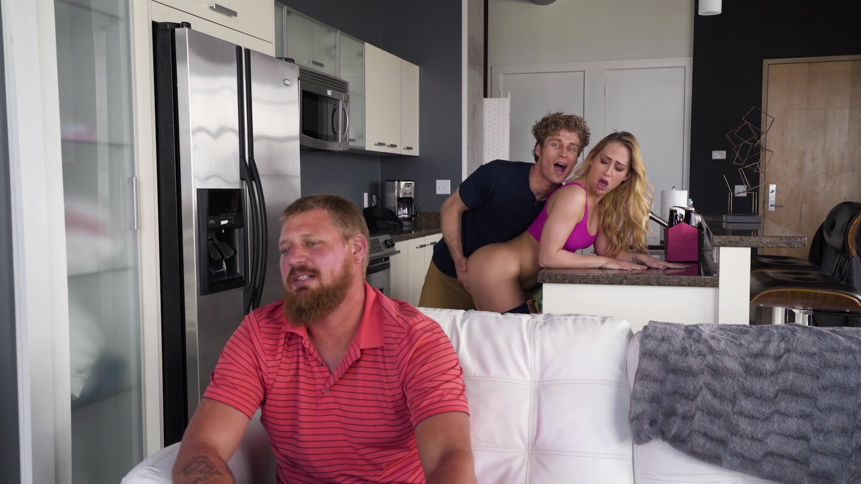 Carter Cruise Seduces Her Bfs Son Into A Sneaky Fuck Right Behind His Back Carter Cruise Michael Vegas In Reality Kings