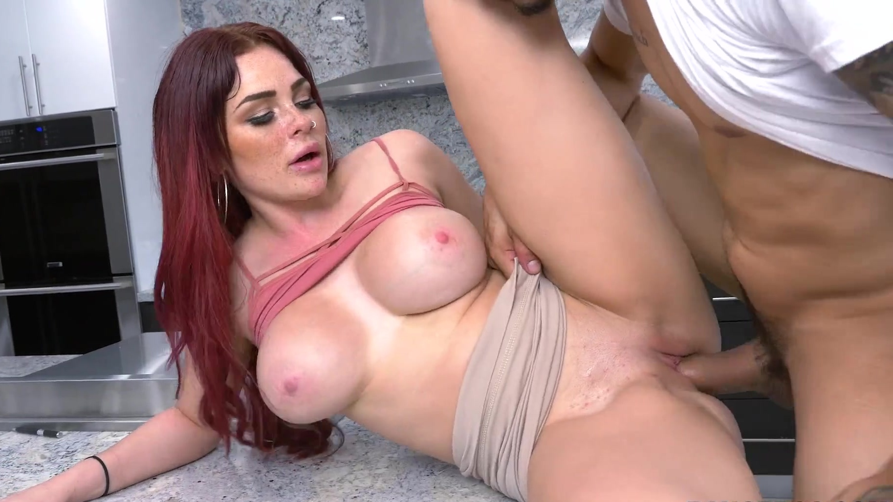 Tits in the movies