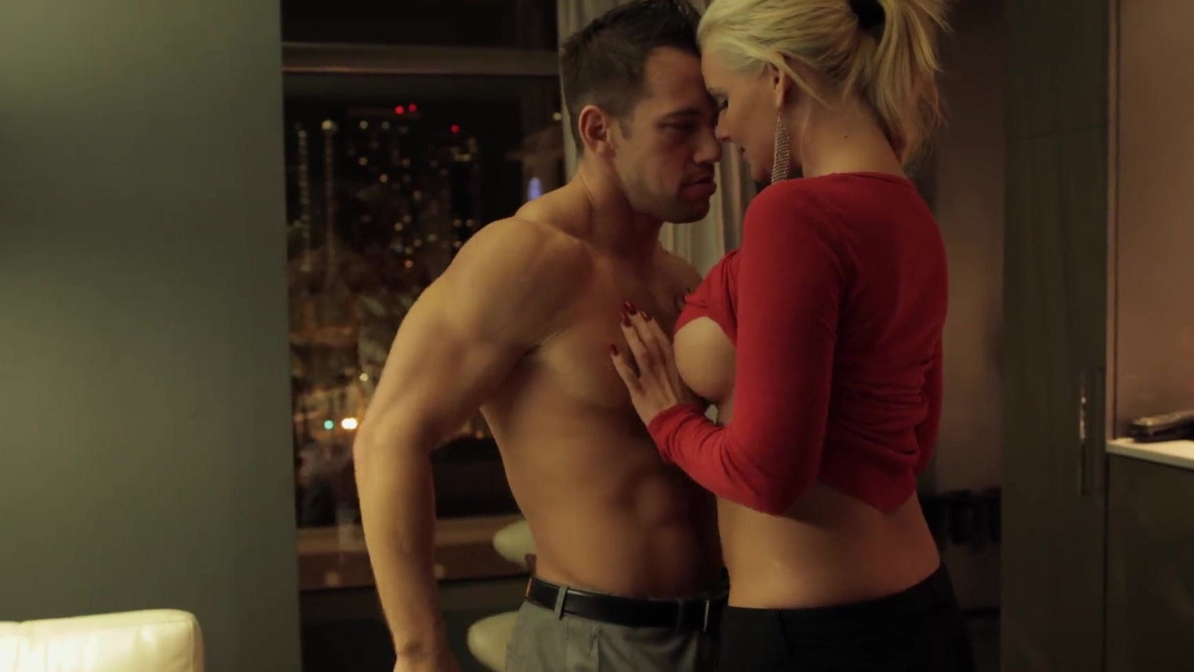 Holly Michaels Johnny Castle