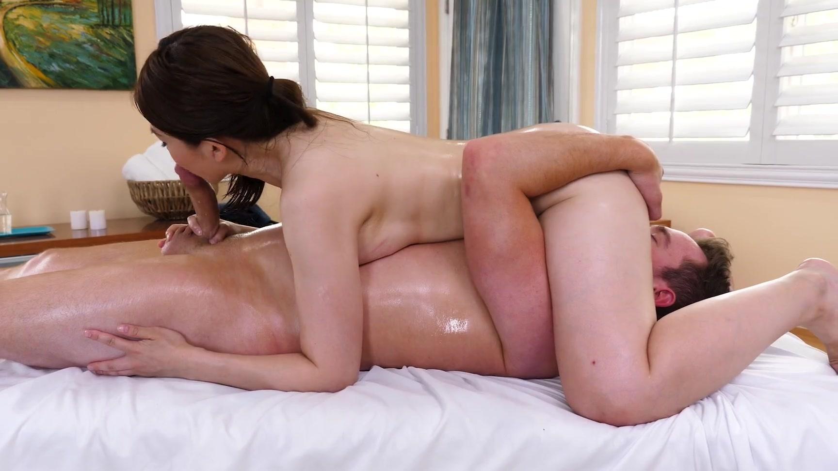 Японский массаж секс