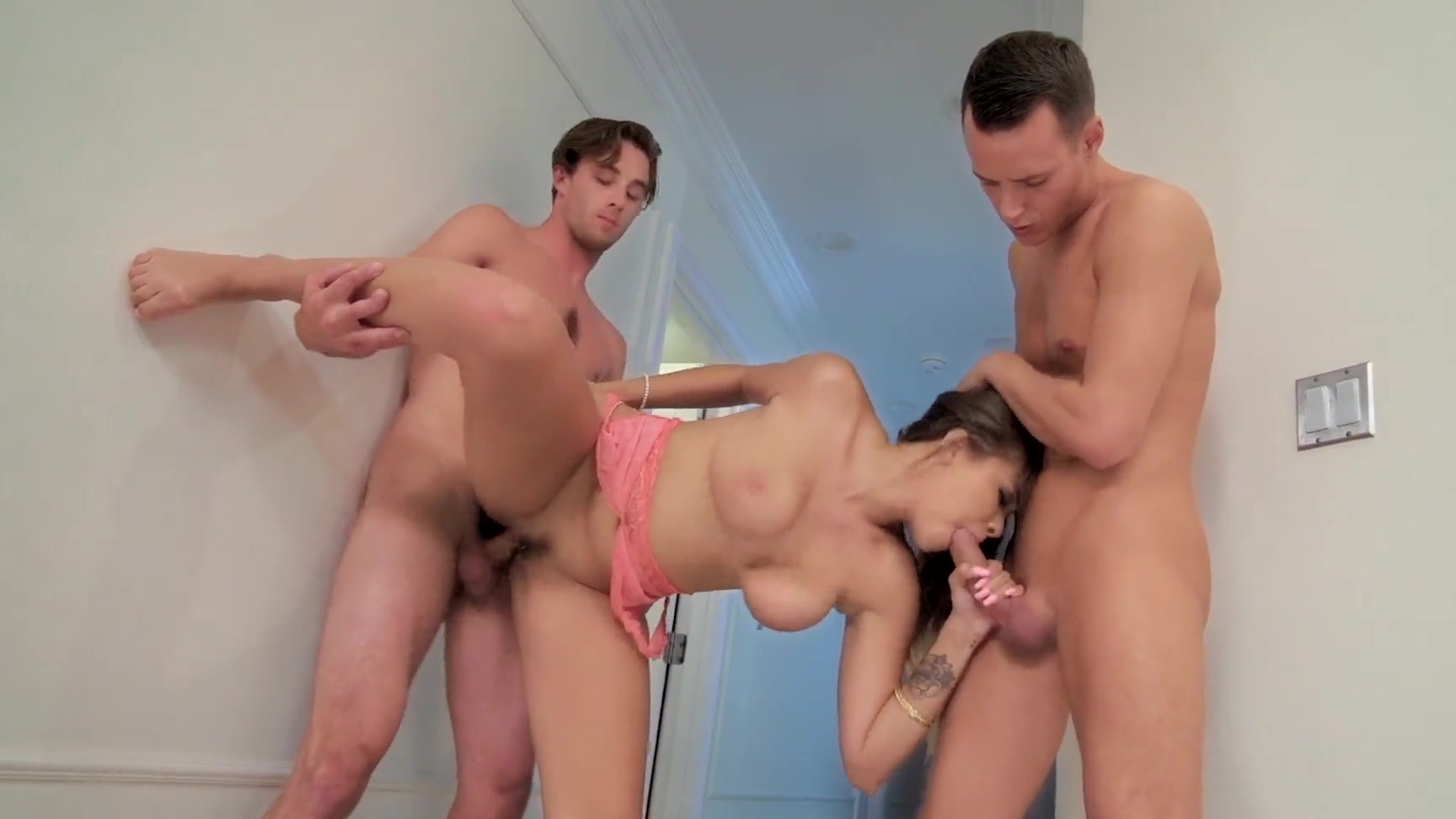 Cassidy banks in hot potato porn videos