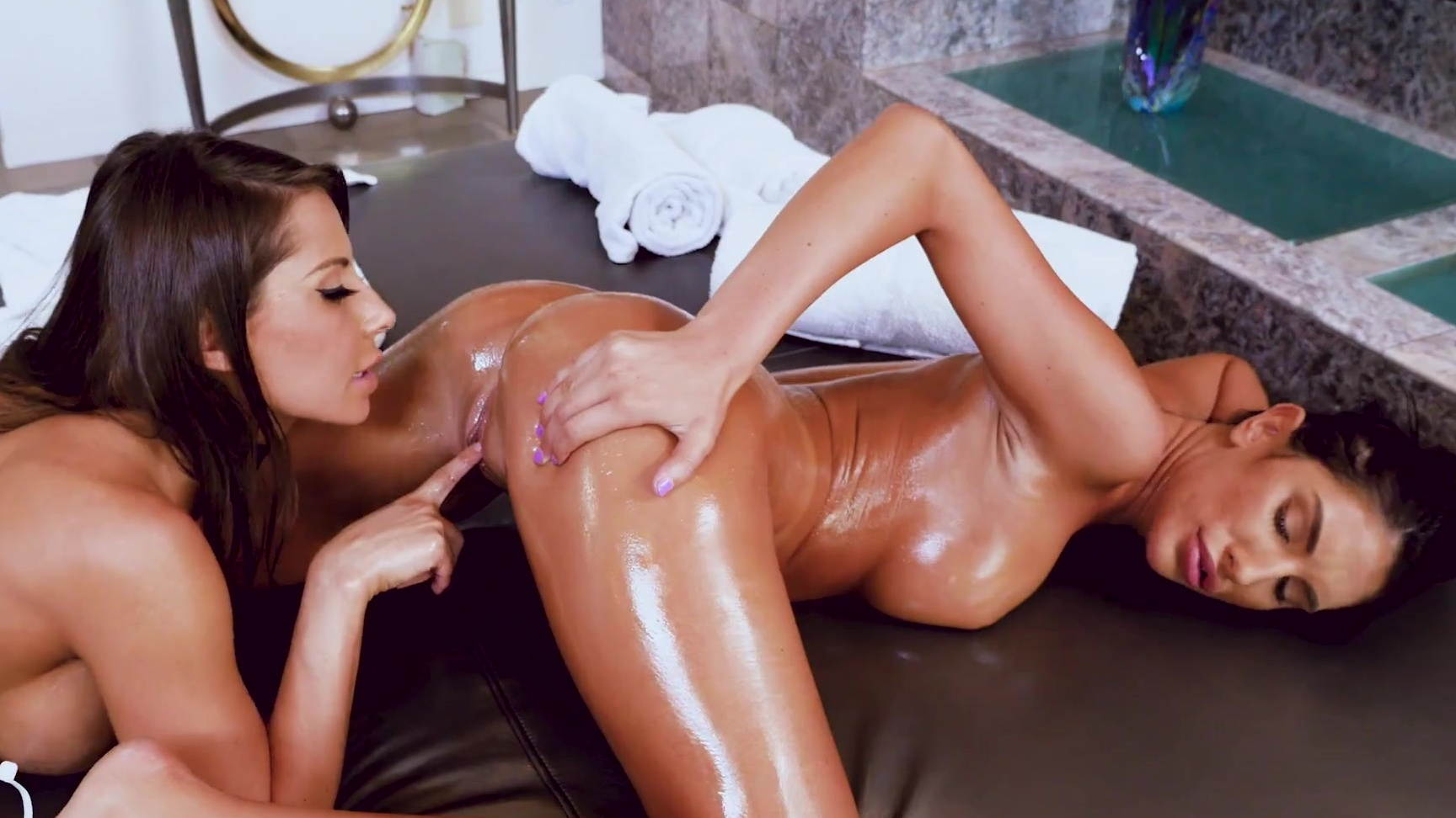 Madison ivy lesbisk sex