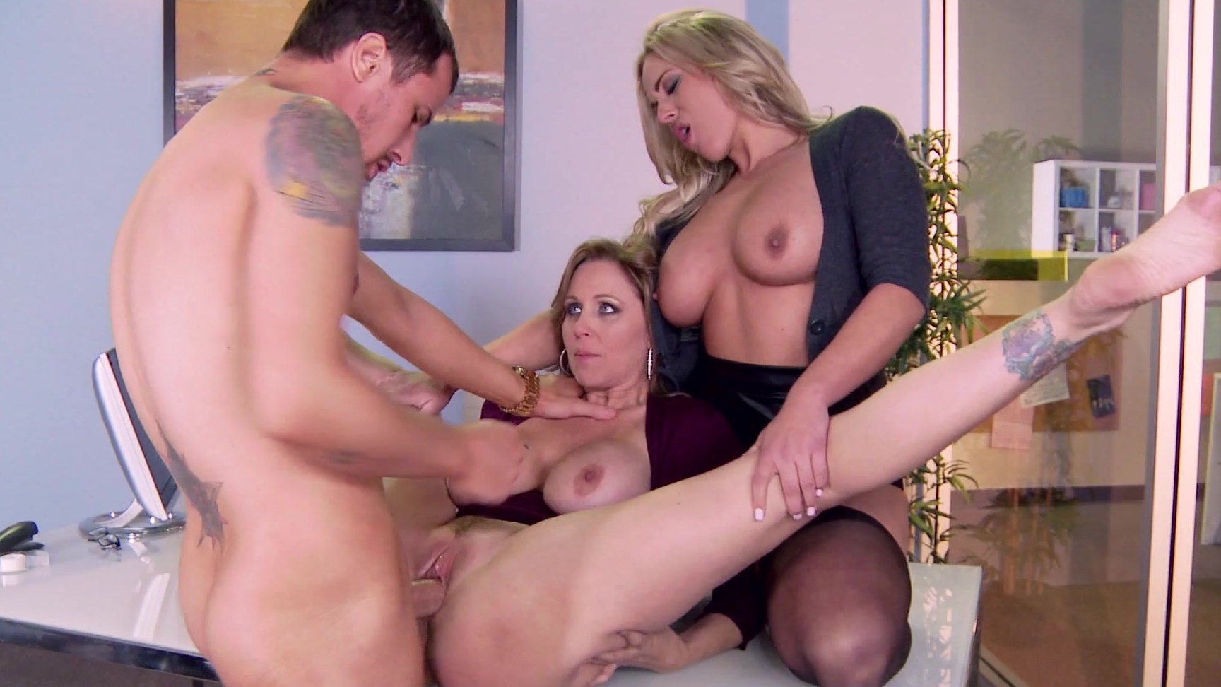 Julia Ann Double Penetration
