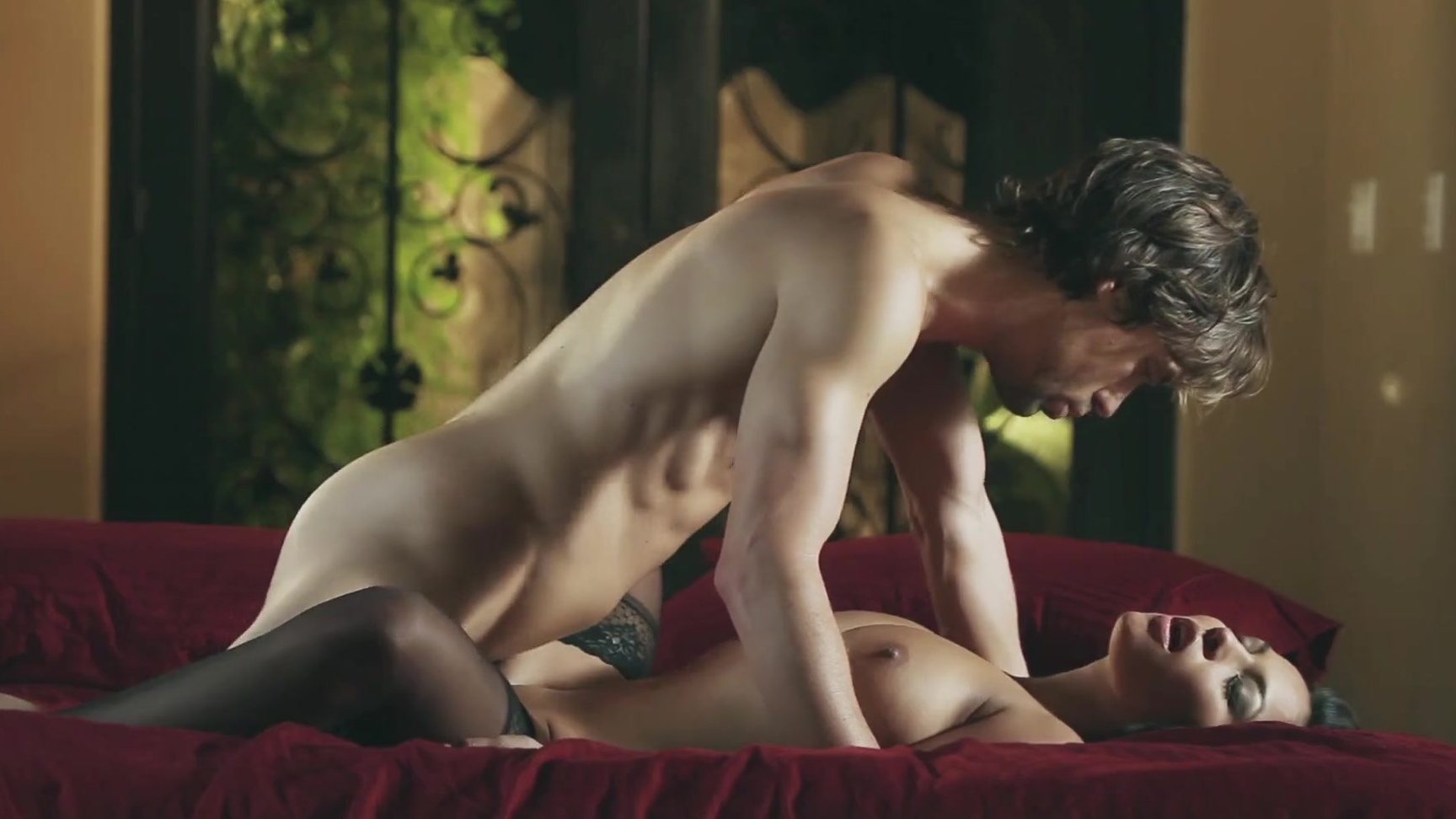 Adrianna Luna Enjoying Erotic Lovemaking Session With Her Lover