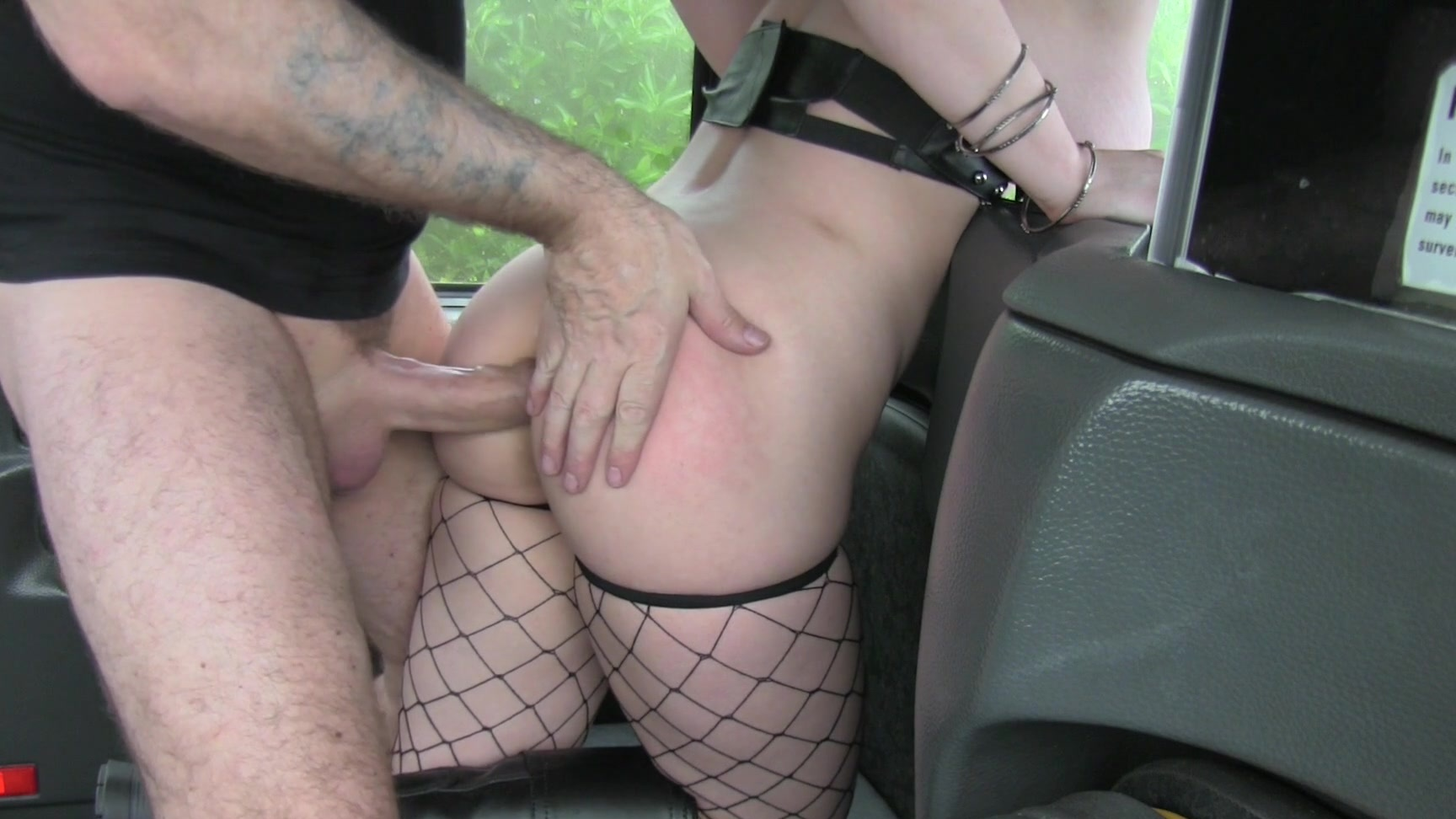 Anal Taxi